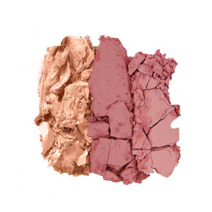 Out of the Blue Vanity Blush Palette in Beam of Light