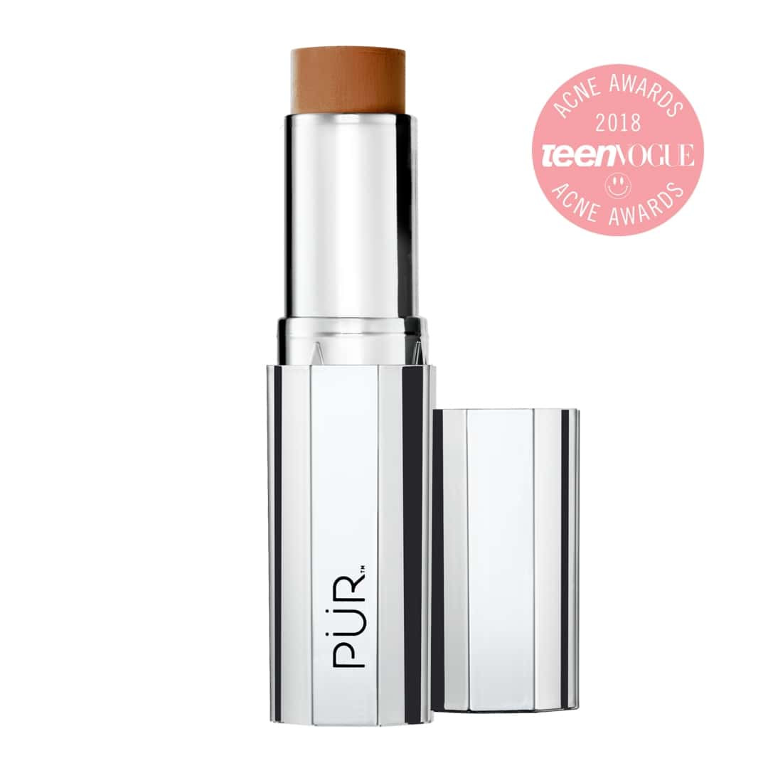 4-in-1 Foundation Stick in Warm Dark