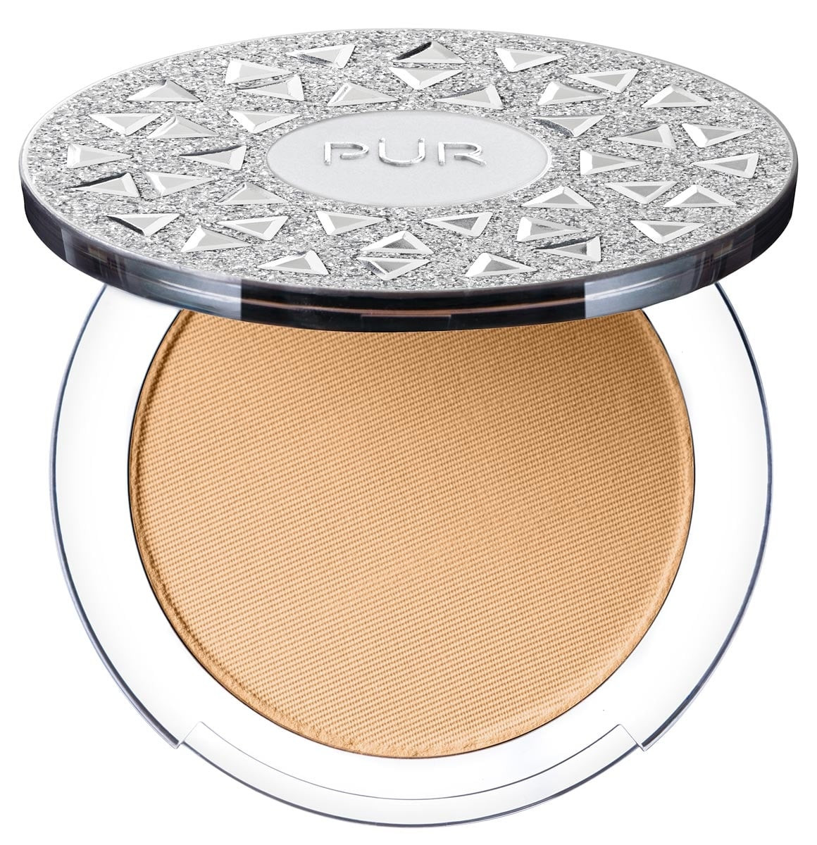 Sweet 16 4-in-1 Pressed Mineral Makeup Foundation in Light Tan