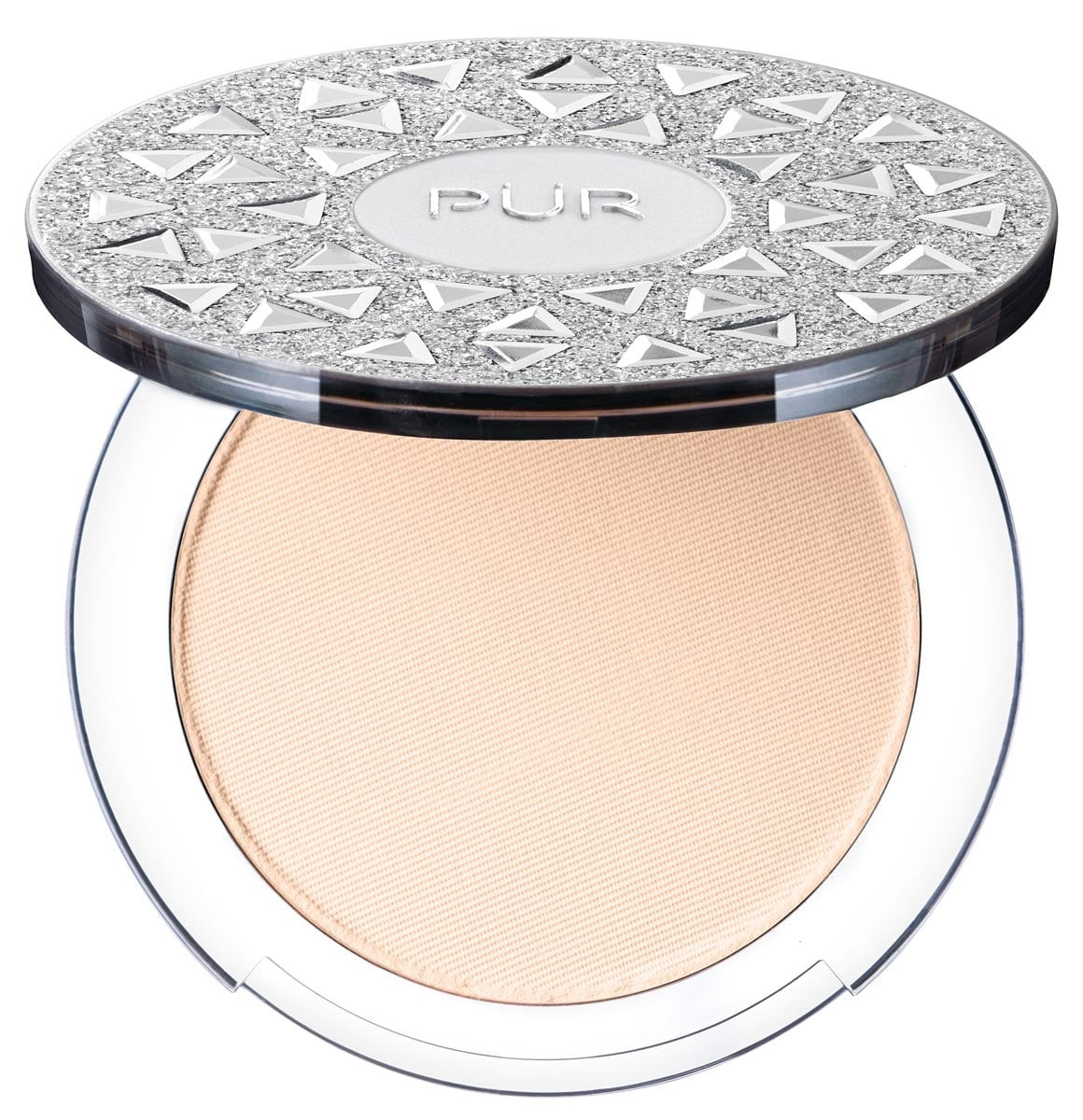 Sweet 16 4-in-1 Pressed Mineral Makeup Foundation in Porcelain