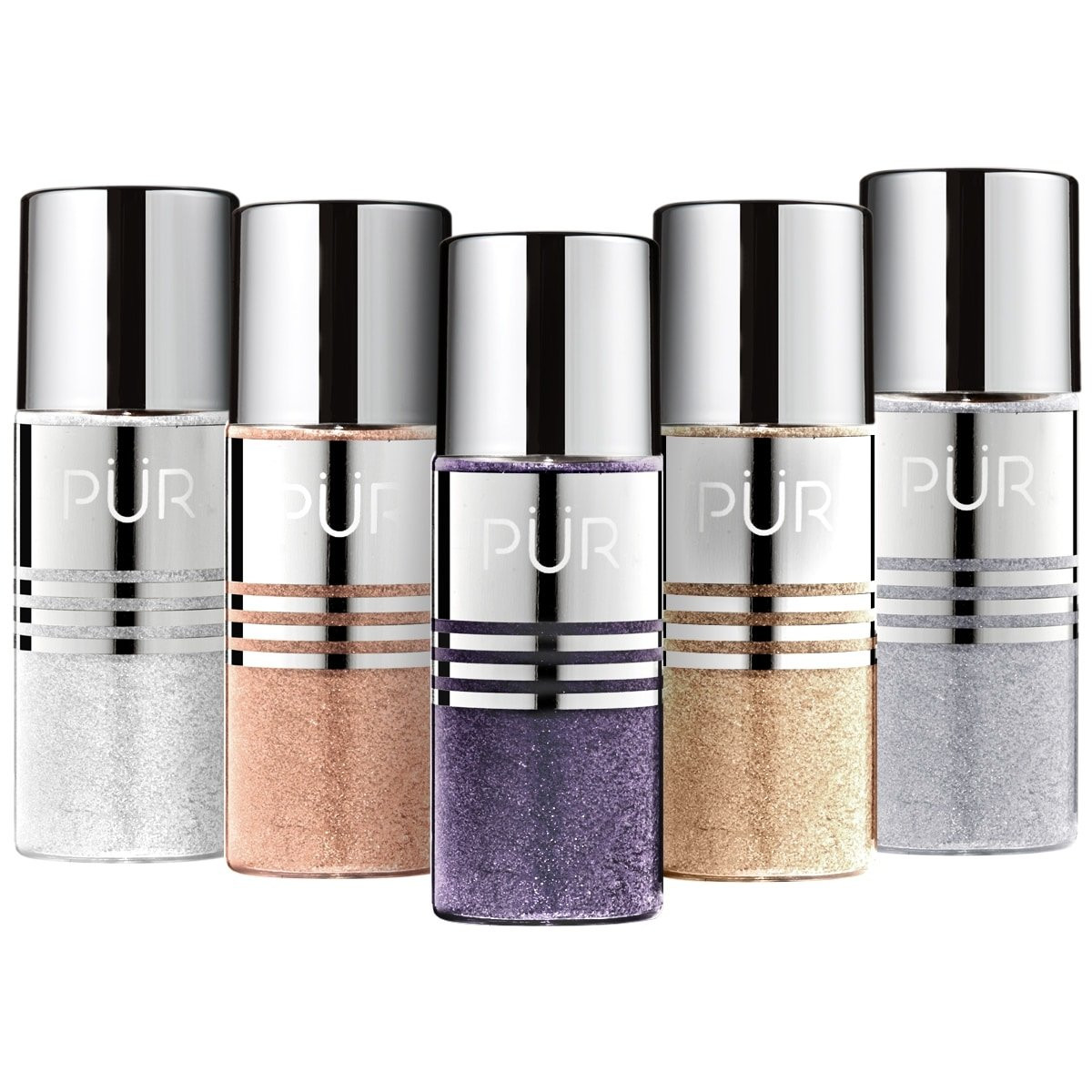 Eye Polish Glitters 5-Piece Kit