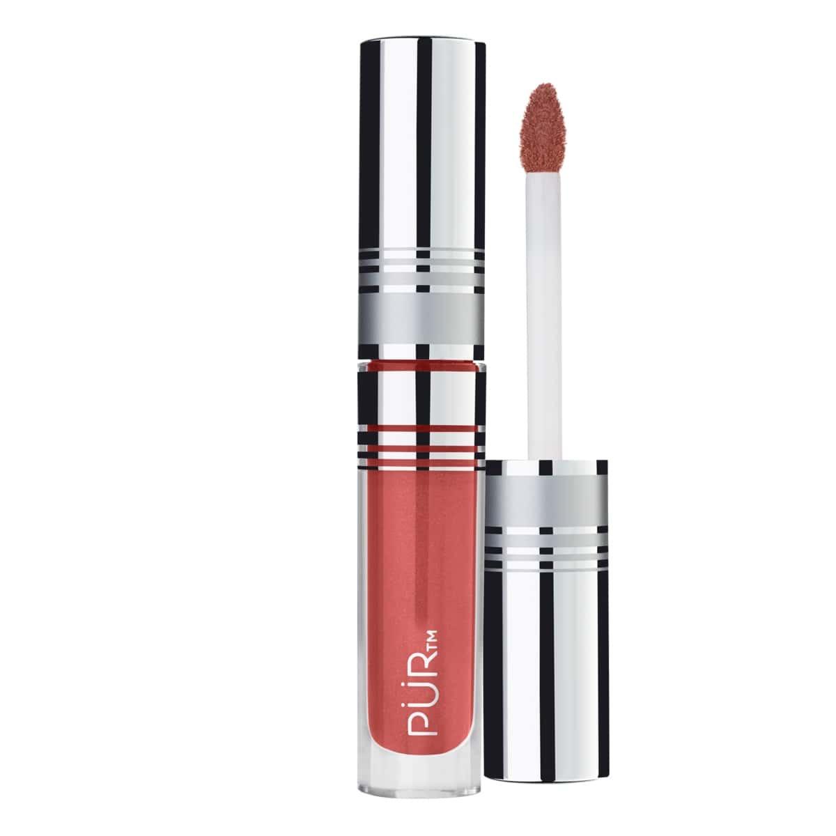 Chrome Glaze High-Shine Lip Gloss in Arm Candy