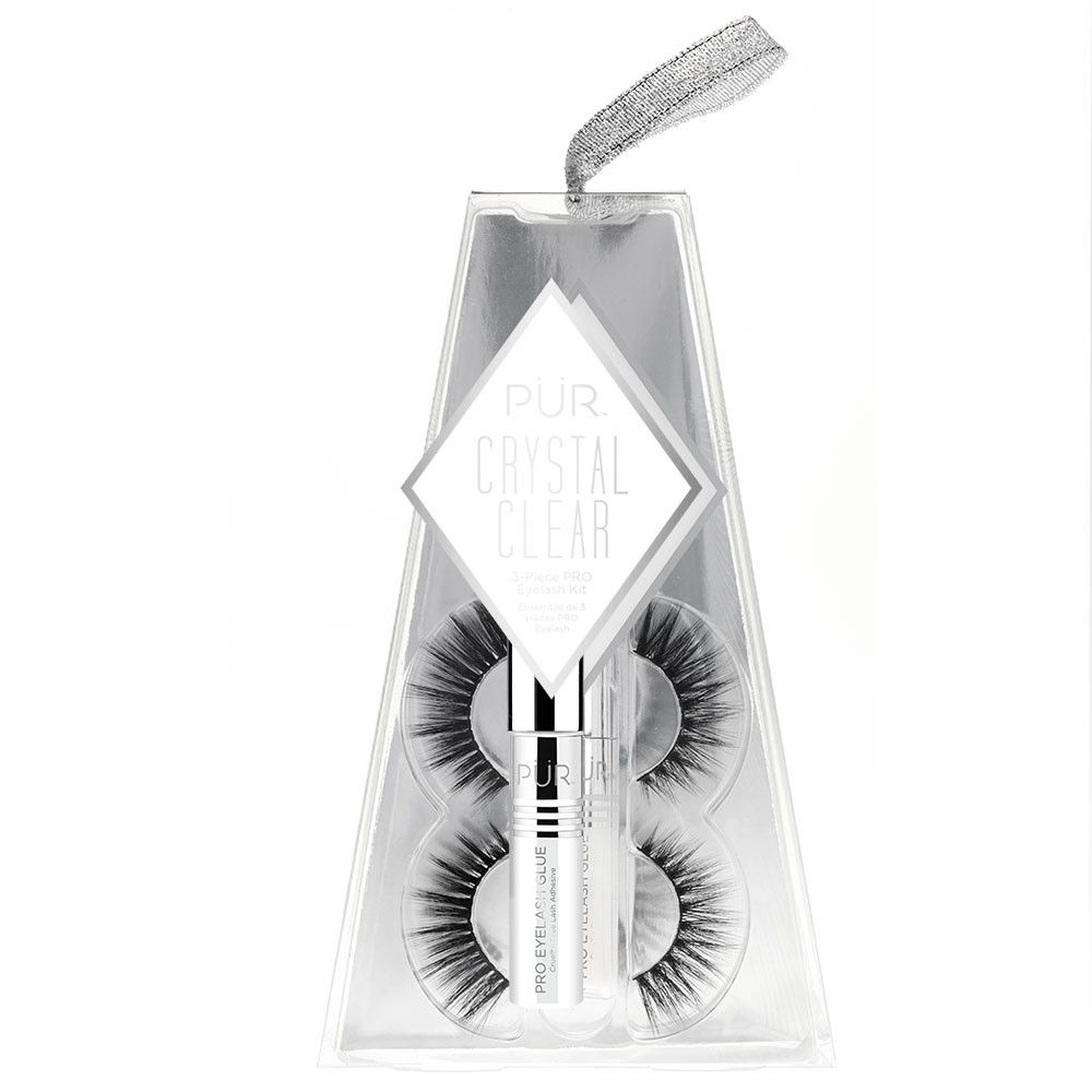 Crystal Clear 3-Piece PRO Eyelash Kit