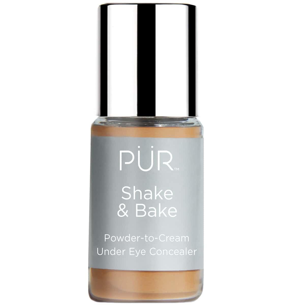 Shake & Bake Powder-to-Cream Under Eye Concealer in Dark