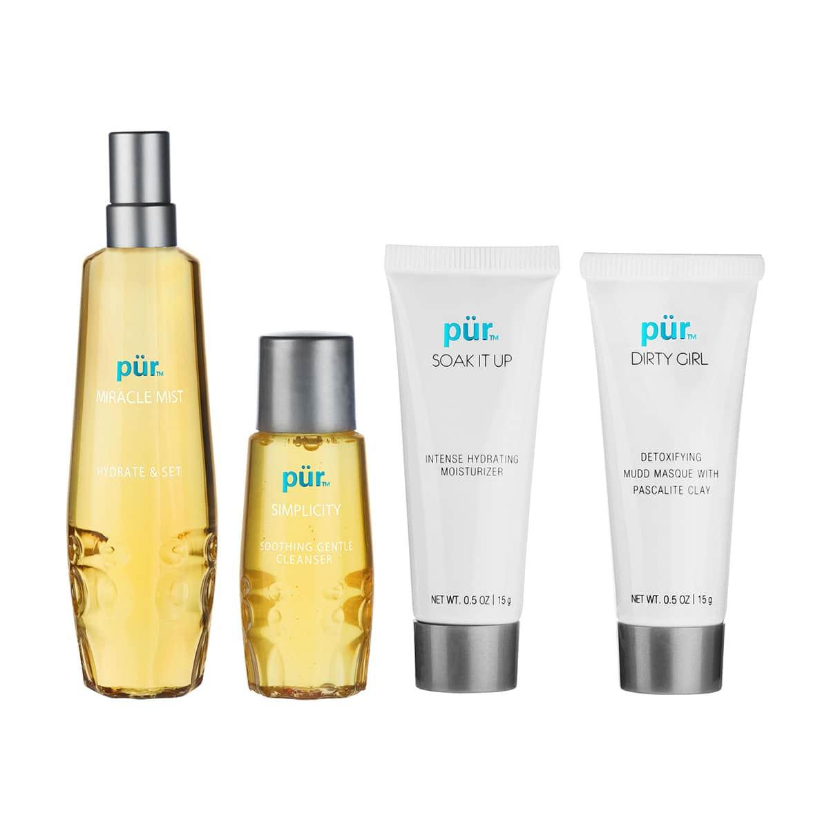 Start Now! Skincare Starter Kit