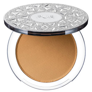 Sweet 16 4-in-1 Pressed Mineral Makeup Foundation in Golden Dark