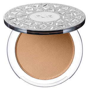 Sweet 16 4-in-1 Pressed Mineral Makeup Foundation in Medium Dark