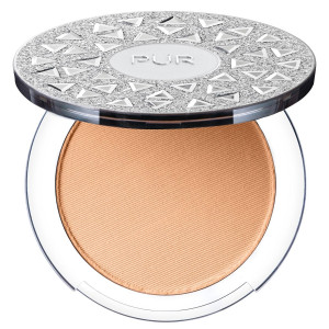 Sweet 16 4-in-1 Pressed Mineral Makeup Foundation in Medium Tan
