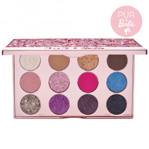 PÜR X BARBIE™ Endless Possibilities Signature Pressed Pigments Palette