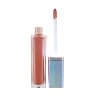 Out of the Blue Light Up High Shine Lip Gloss in Future