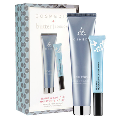 COSMEDIX + butter LONDON Hand & Cuticle Moisturizing Kit ($38 VALUE!)