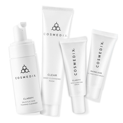 Clarifying & Cleansing Starter Kit