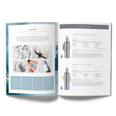 Professional Skincare Workbook