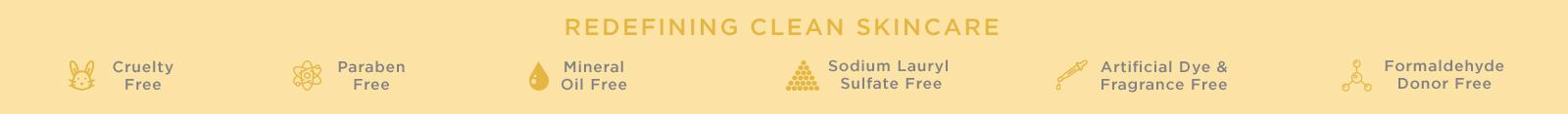 SHOP CLEAN SKIN CARE