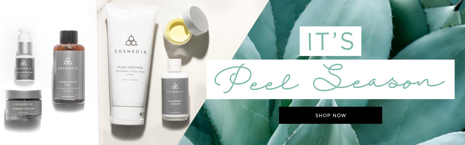 SHOP HOLIDAY PEEL PROMOTION