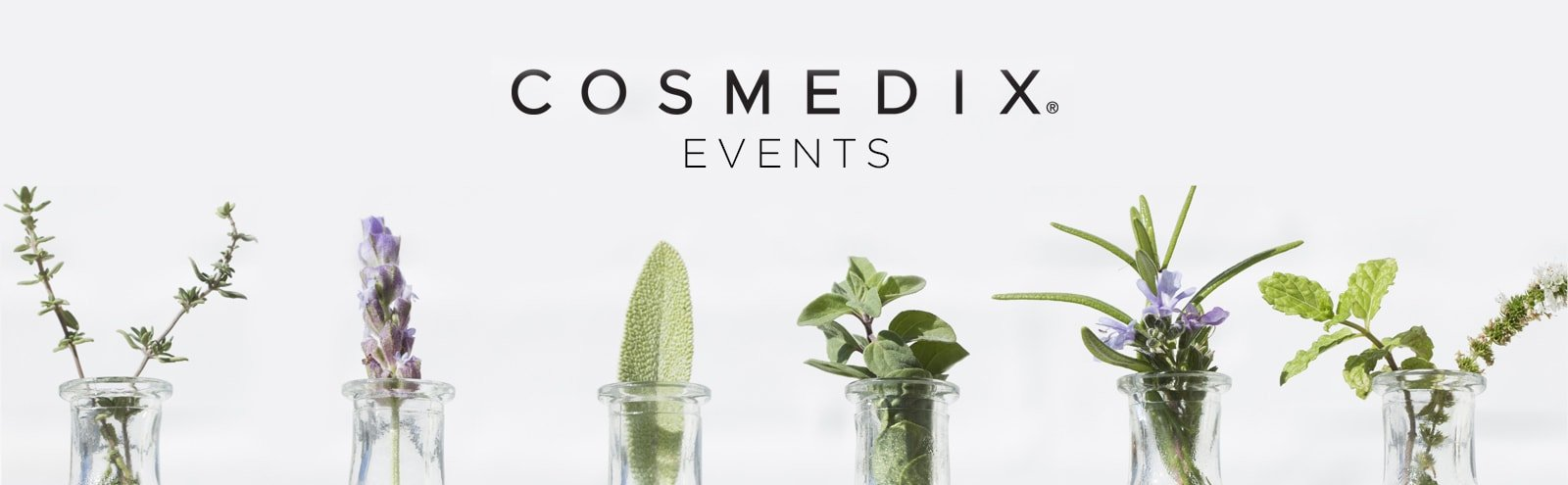 COSMEDIX Events
